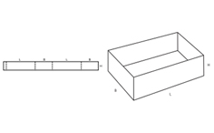 Slide-Type Boxes
